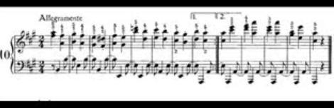 Beethoven bagatelle 119-10