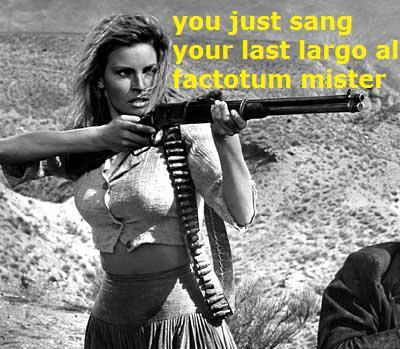 Raquel gun largo