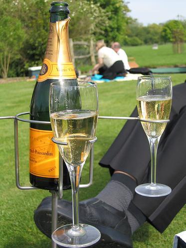 Glyndebourne champagne