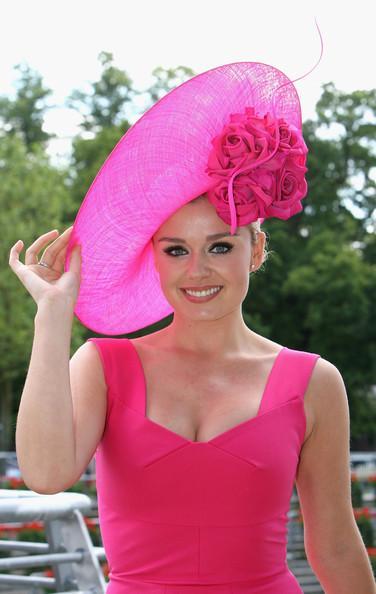 Katherine jenkins hat