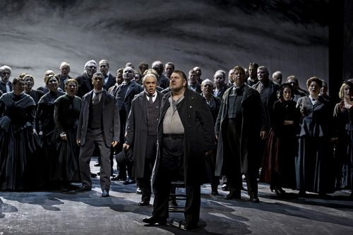 PETER GRIMES.110615_0105. (FRONT TO BACK) HEPPNER AS PETER GRIMES, SUMMERS AS BALSTRODE (C) BARDA 2011 (1024x681)