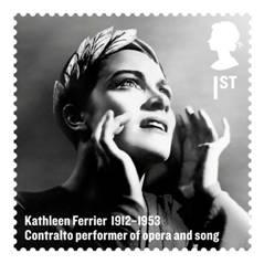 Stamp ferrier