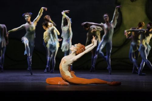 XMarianela Nunez and The Royal Ballet in Diana and Actaeon. Photo Johan Persson, courtesy of ROH (800x533)