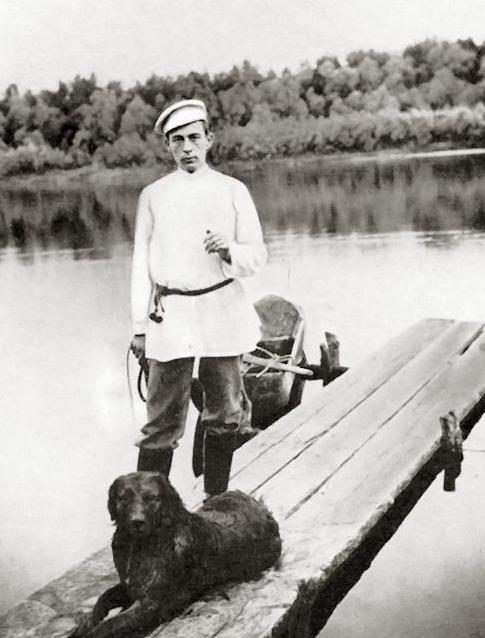 Dog Sergei Rachmaninov